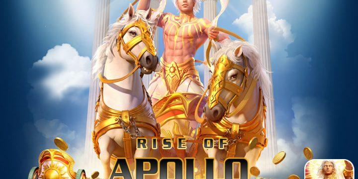 Rise of Apollo เทพเจ้ากรีกผู้นำแสงสว่างสู่มวลมนุษย์ เล่นง่ายได้กำไรมากขึ้น