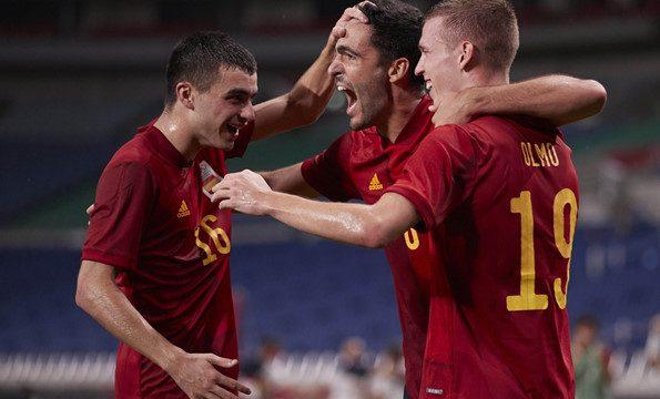 ฟุตบอลชายโอลิมปิก 2020 : สเปน(U23) พบ ไอเวอรี่โคสต์(U23)